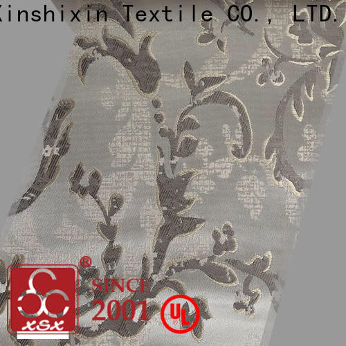 XSX best cushion fabric factory for Furniture