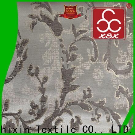 XSX fabric jacquard textile suppliers for Cushion Cover