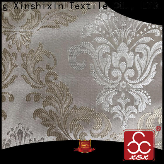 top high quality upholstery fabric twotoned factory for Hotel