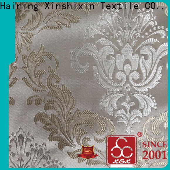 XSX top sofa furnishing fabric for business for Home Textile