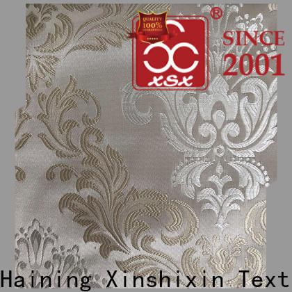 XSX new retro upholstery fabric supply for Curtain