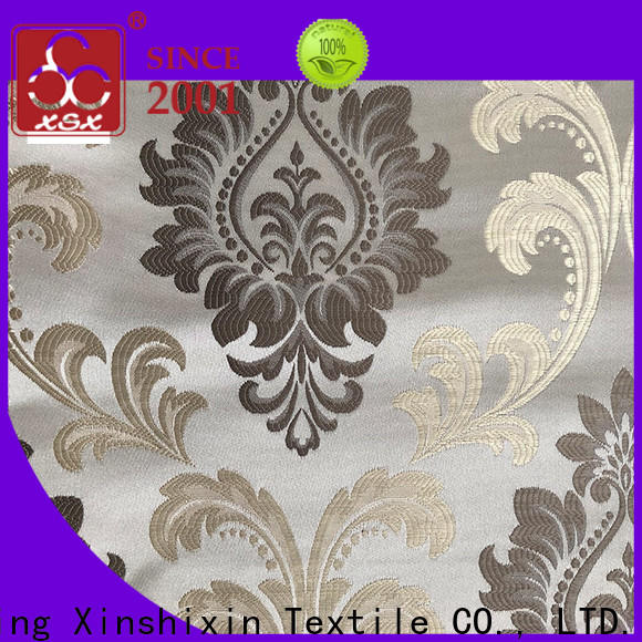 XSX wholesale polyester fabric suppliers manufacturers for Cushion Cover