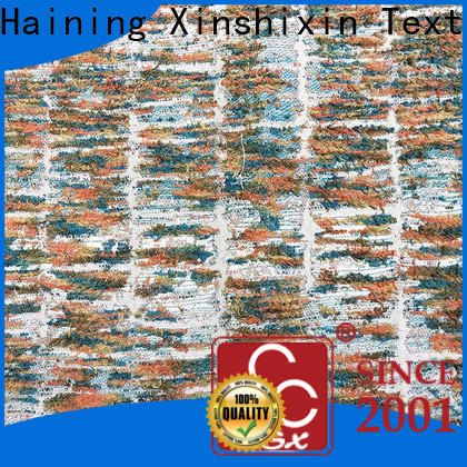 XSX decorative luxury curtain material for Cushion Cover