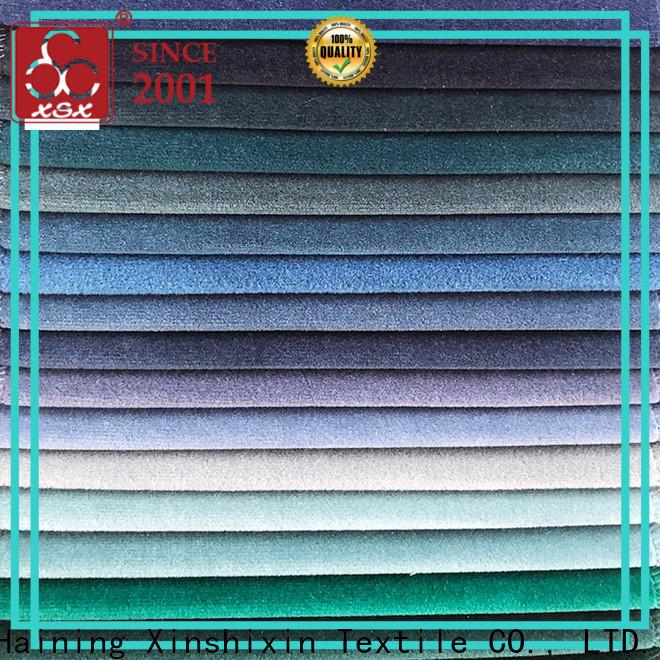 XSX distinctive cream drapery fabric factory for Curtain