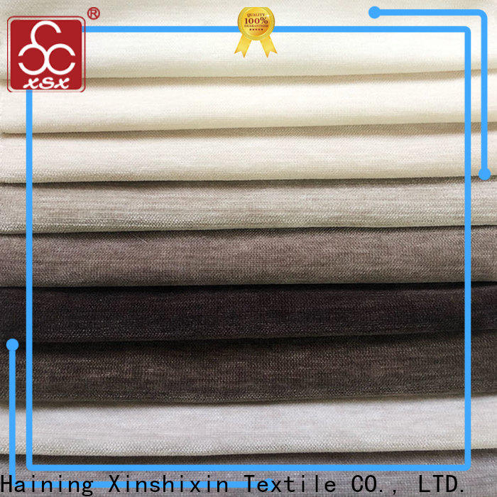 XSX high-quality drapery textiles company for Furniture