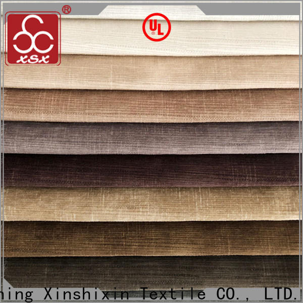 XSX h19022a wholesale drapery fabric supply for Curtain