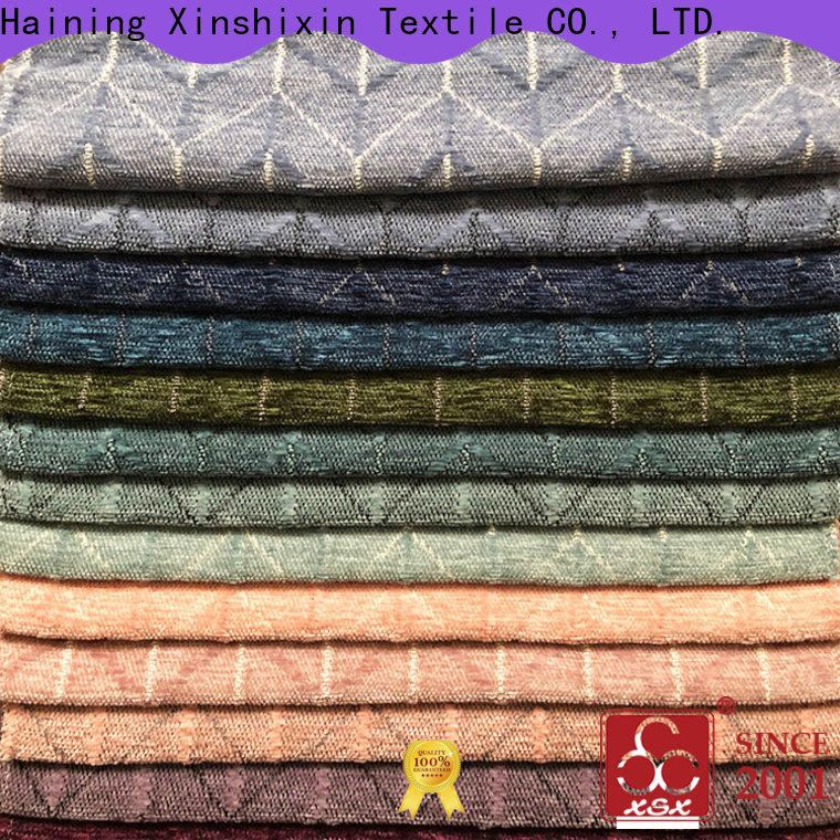XSX wholesale best drapery fabric manufacturers for Furniture