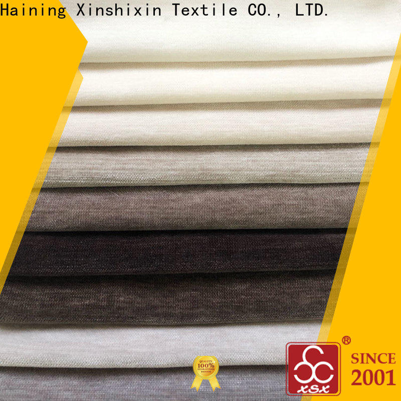 XSX wholesale automotive upholstery fabric suppliers for Bedding