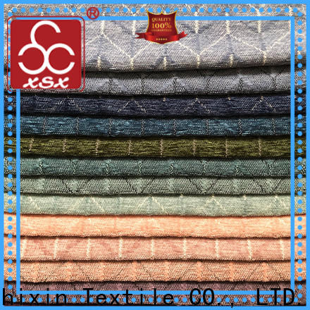 XSX custom geometric upholstery fabric for business for Home Textile