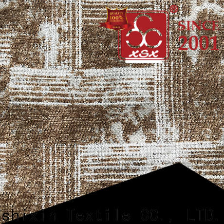 XSX by polyester fabric suppliers company for Furniture