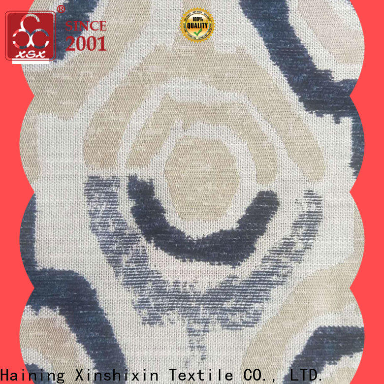 XSX best interior design fabric manufacturers for Home Textile