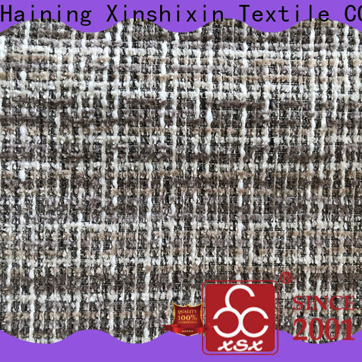 XSX chevronshaped chenille fabric australia for Hotel