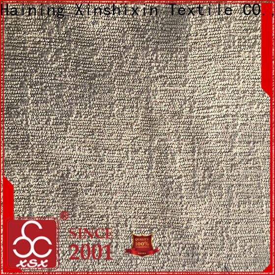 XSX new gold curtain fabric supply for Curtain