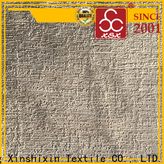 XSX effect bedding fabrics wholesale company for Home Textile
