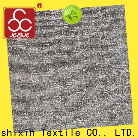 XSX custom chenille curtain fabric for business for home-furnishing