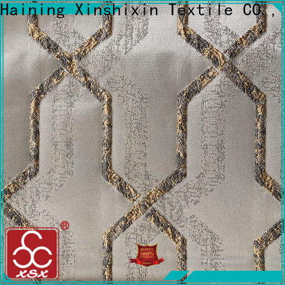 wholesale cotton upholstery fabric sectiondyed for Bedding