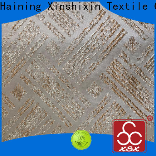 XSX polyester fabric suppliers for Hotel