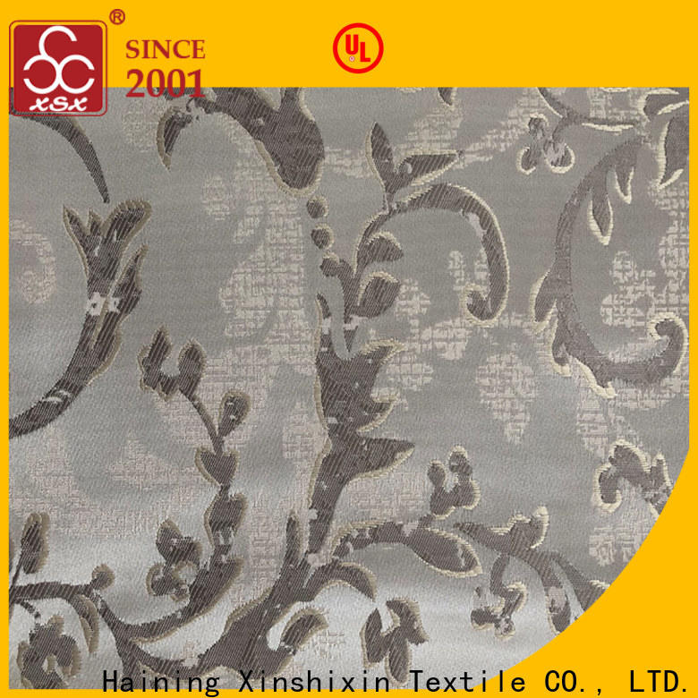 XSX curtain textile for business for Cushion Cover