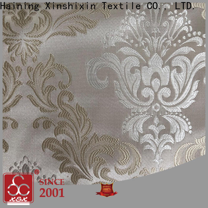 latest jacquard woven fabric abstract supply for Sofa