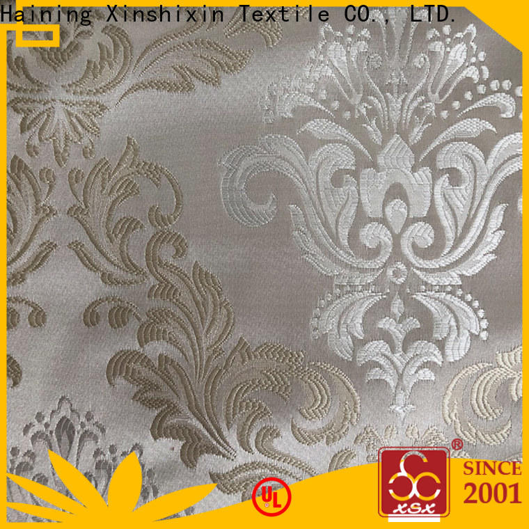 top modern upholstery fabric luxury company for Hotel