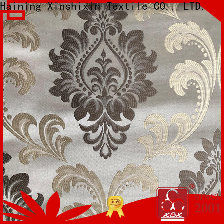 top damask jacquard fabric jacquard for business for Cushion Cover