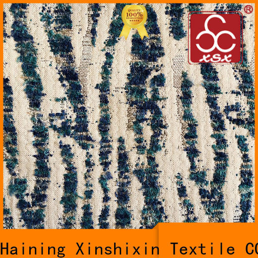 XSX trunkshaped textile fabric suppliers for business for home-furnishing