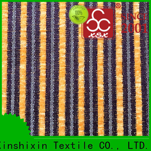 XSX block stripe fabrics for Cushion Cover