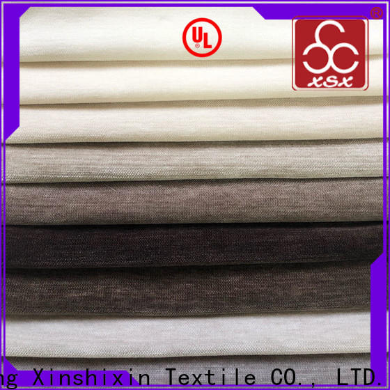 XSX latest upholstery material for sofas company for couch