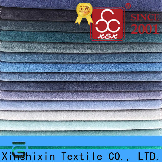 XSX softtouching fabric for reupholstering for Furniture