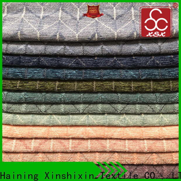 XSX top textile manufacturing supply for Curtain