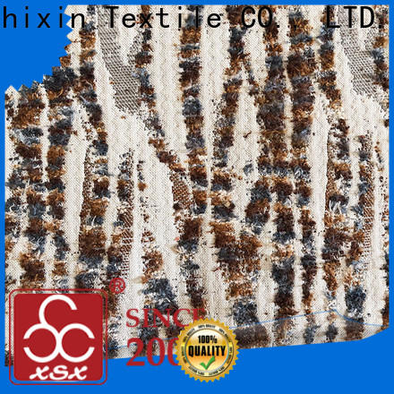 XSX mysterious upholstery material for sofas supply for Curtain