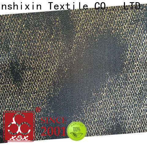 XSX twotoned discount upholstery fabric suppliers for Home Textile