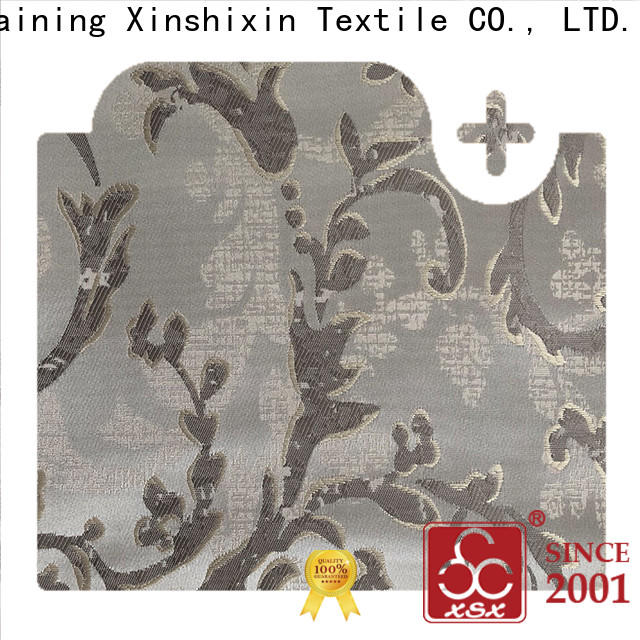 XSX lollipopshaped chenille tweed fabric company for Curtain