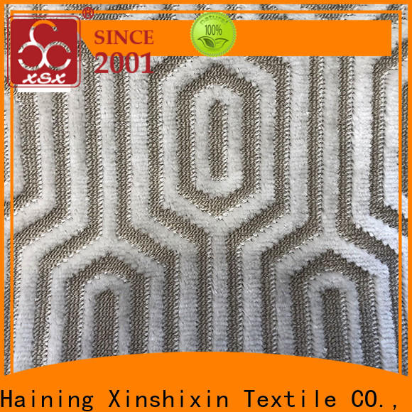 wholesale cushion upholstery fabric spacedyed factory for Bedding