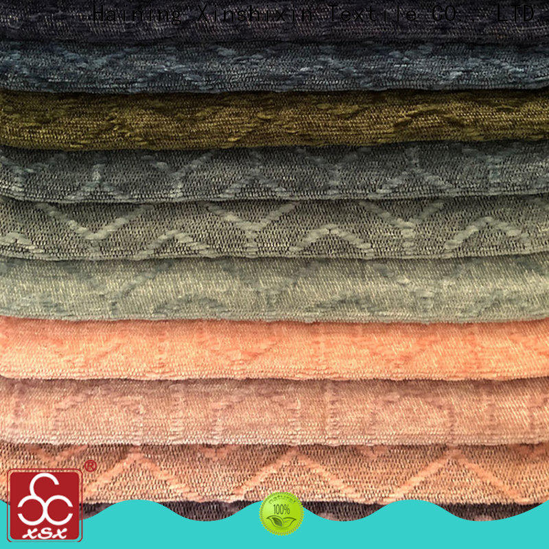 XSX semiplain rug chenille supply for Furniture
