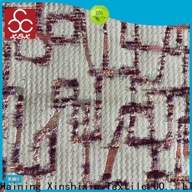 XSX best polycotton fabric company for Sofa