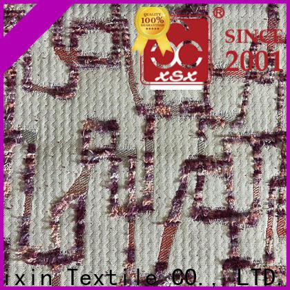 XSX best polyester velvet suppliers for Sofa