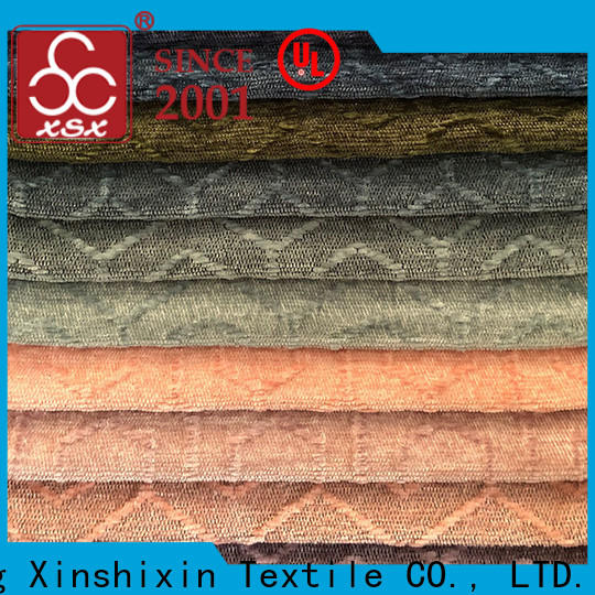 XSX t14166d special fabric suppliers for Bedding