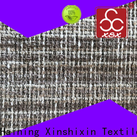 XSX top upholstery underlining fabric suppliers for Curtain