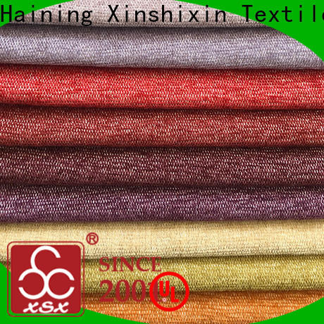 XSX custom material corner sofa for business for couch