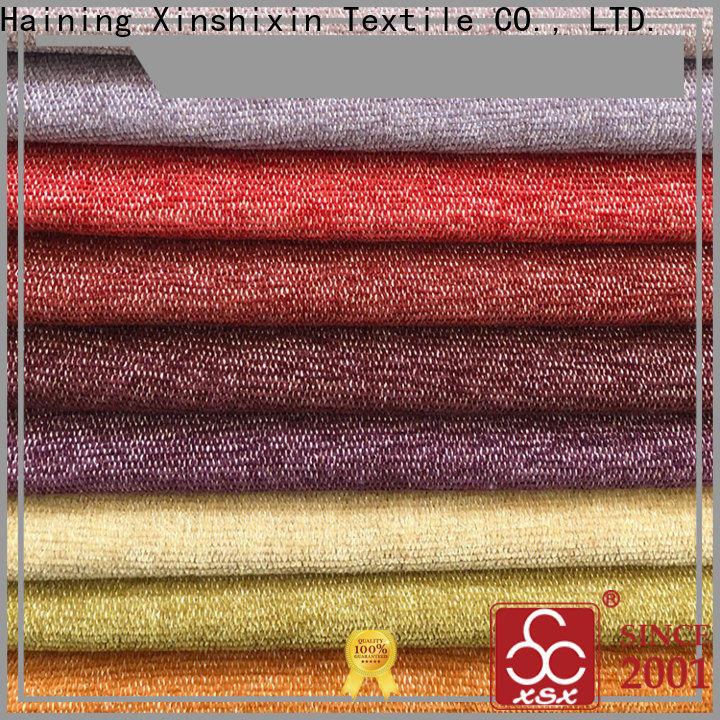 XSX custom gold curtain fabric for business for Curtain