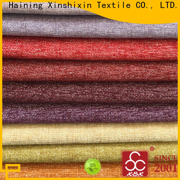 XSX fabrics 100 percent polyester fabric suppliers for Hotel