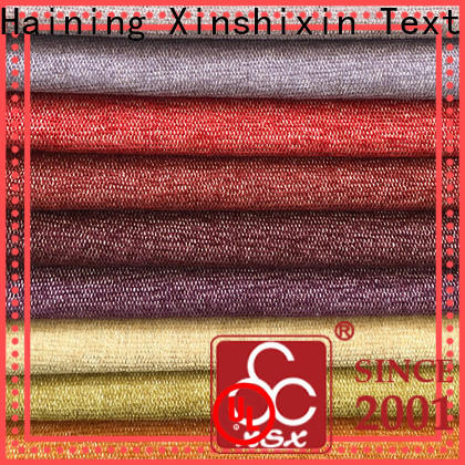 XSX top green drapery fabric manufacturers for couch
