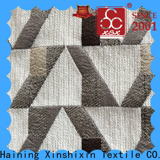 XSX high-quality upholstery material for sofas for couch