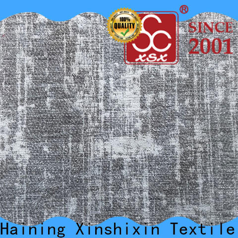 XSX high-quality cheap chair fabric factory for Furniture