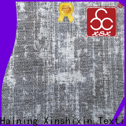 XSX t19062a polyester fabric by the yard suppliers for Curtain