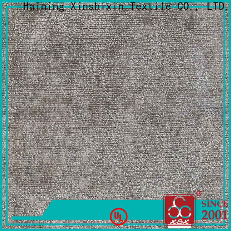 XSX new special fabric supply for home-furnishing