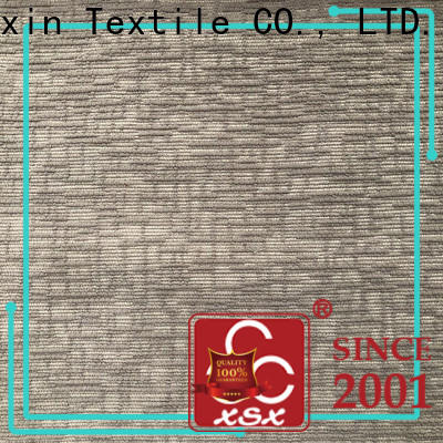 XSX jacquard olefin upholstery fabric supply for Bedding