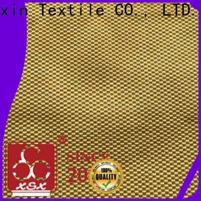 XSX irregular wholesale polyester fabric suppliers for Furniture