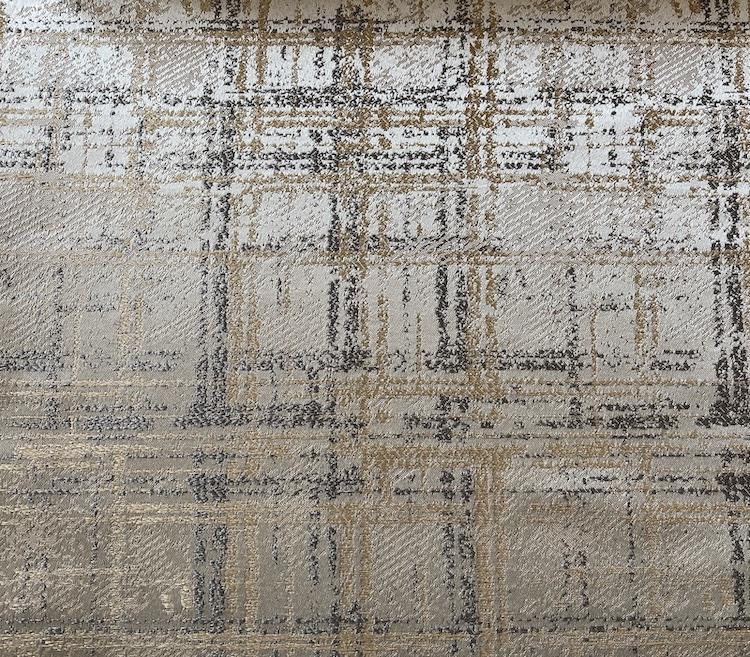 Custom Modern Woven Fabric for Upholstery Drapery Wholesale D19093D